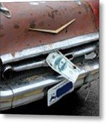 Classic '57 Chevy Metal Print