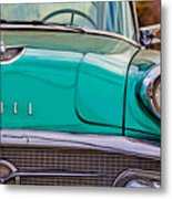 Classic Buick Metal Print by Mamie Thornbrue