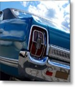 Classic Car Metal Print