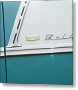 Classic Car No. 3 Metal Print