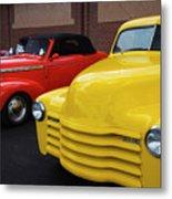 Classic Colors 5 Metal Print