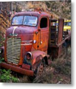Classic Delivory Metal Print
