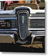 Classic Edsel Metal Print