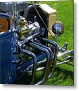 Classic Ford Hotrod Metal Print