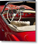 Classic Mercedes Benz 190 Sl 1960 Metal Print