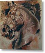 Classical Horse 5 Metal Print