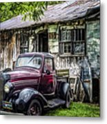 Classically Country Metal Print