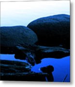 Clear Lake Pt.1 Metal Print