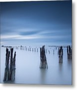 Clear Void Metal Print