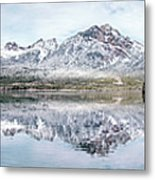 Clearlight Symphony Metal Print
