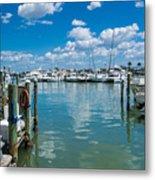 Clearwater Marina Metal Print