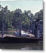 Cleece's River Ferry Nashville Tennessee - 1 Metal Print
