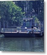 Cleece's River Ferry Nashville Tennessee - 2 Metal Print