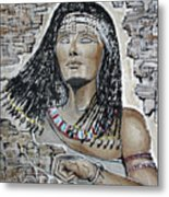 Cleopatra 's Anger Metal Print