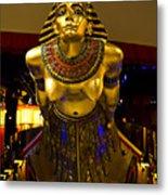 Cleopatra's Barge Metal Print