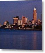 Cleveland Ohio Metal Print