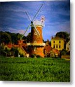 Cley Mill Norfolk Metal Print