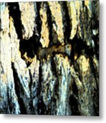 Cliff Dwellings Metal Print