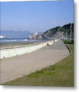 Cliff House San Francisco Metal Print