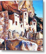 Cliff Palace Metal Print