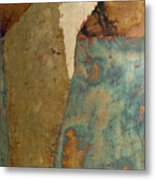Cliff Two Metal Print
