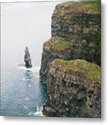 Cliffs Metal Print