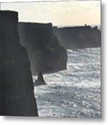 Cliffs Of Moher 1 Metal Print