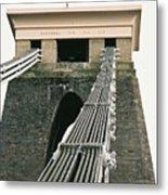 Clifton Suspension Bridge Metal Print