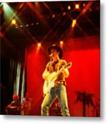 Clint Black-0812 Metal Print
