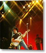 Clint Black-0824 Metal Print