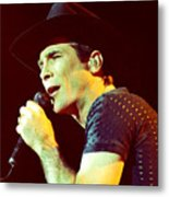 Clint Black-0842 Metal Print