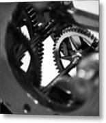 Clock Work - 2 Of 2 Metal Print