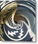 Clockface 5 Metal Print