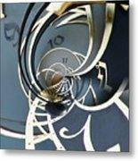Clockface1  Metal Print
