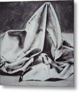 Cloth Metal Print