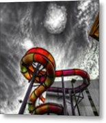 Cloud 9a Metal Print