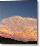 Cloud Afar Metal Print