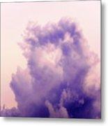 Cloud Nebula Metal Print
