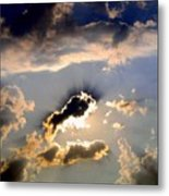 Cloud Nine 4 Metal Print