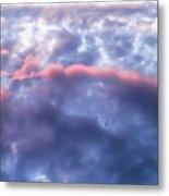 Cloud One Metal Print