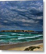 Cloud Spectacular Metal Print