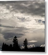 Cloud Study 1 Metal Print