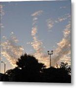 Cloud Symphony Metal Print