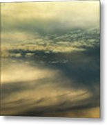 Cloud Systems Metal Print
