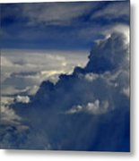 Cloud View Metal Print