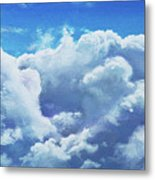 Cloudbank Metal Print