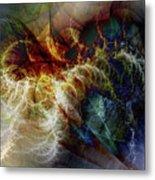 Cloudbreak Metal Print