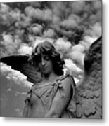 Clouded Metal Print by Phil Bongiorno