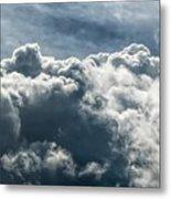 Clouds 3 Metal Print