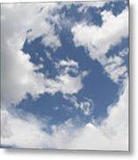 Clouds 31 Metal Print